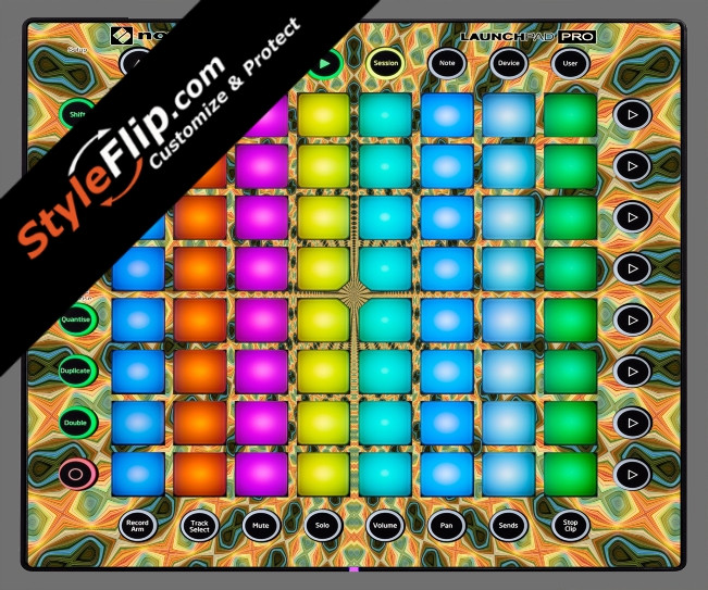 Psychedelia  Novation Launchpad Pro