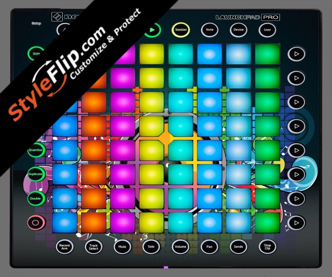Sonic Bloom  Novation Launchpad Pro