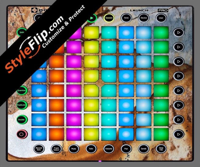 Stained Marble  Novation Launchpad Pro