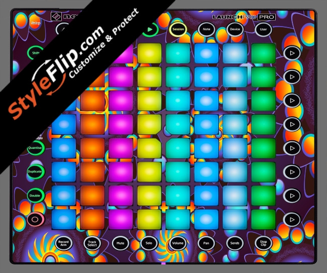 Sunkissed Novation Launchpad Pro