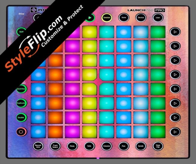 Sunset Novation Launchpad Pro