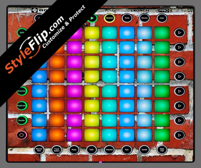 The Wall  Novation Launchpad Pro