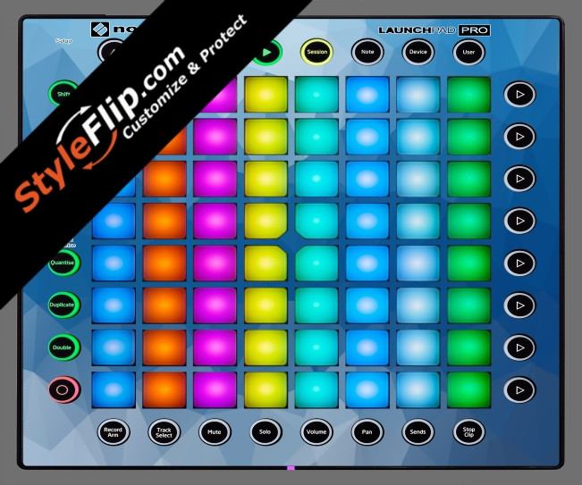 Tranquility  Novation Launchpad Pro