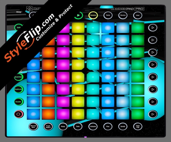 Tron Novation Launchpad Pro