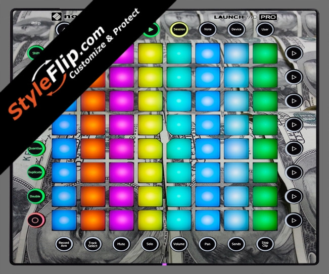 Wallstreet  Novation Launchpad Pro