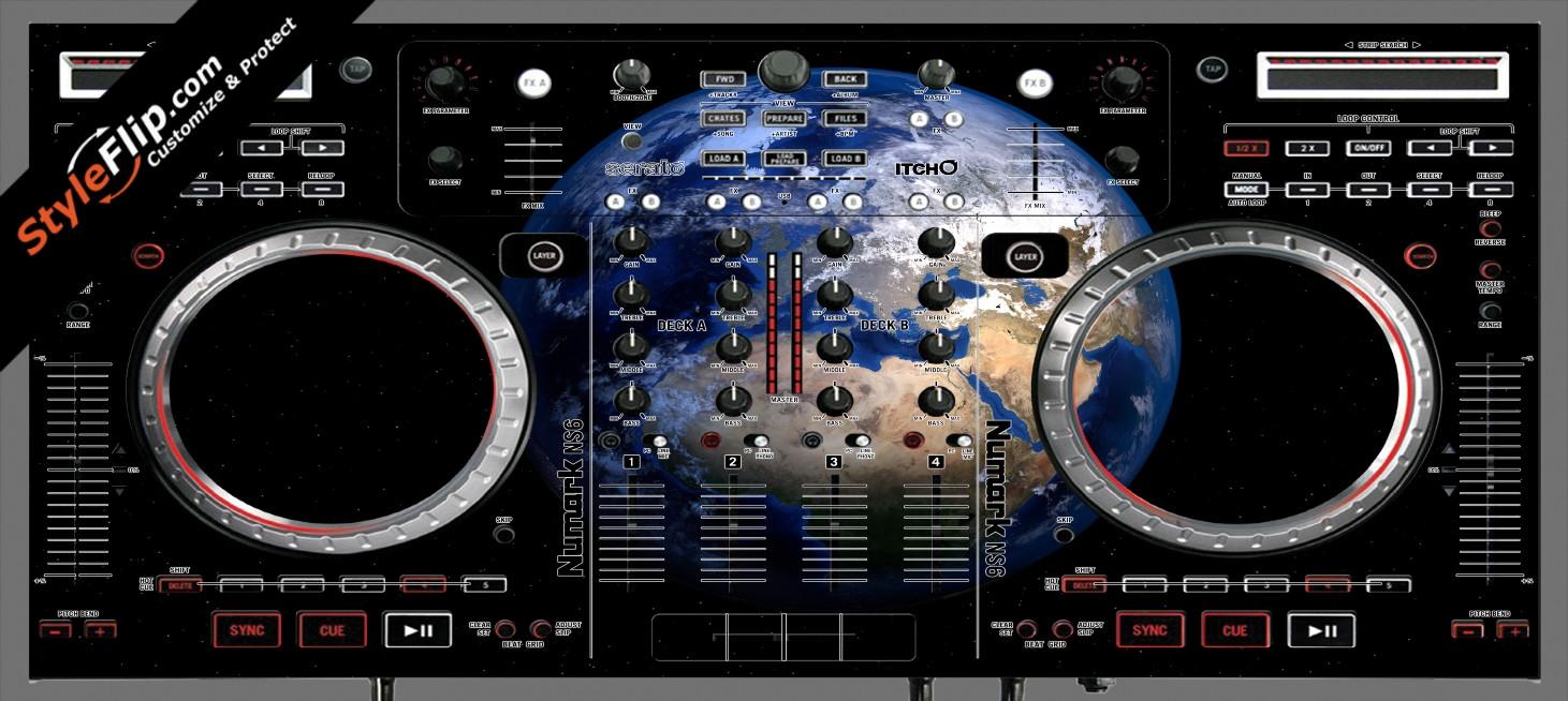 Earthling  Numark NS-6