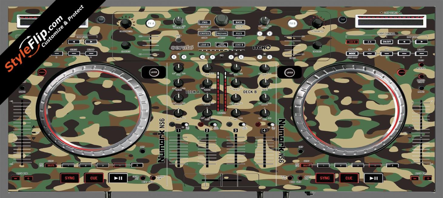Frontline Numark NS-6