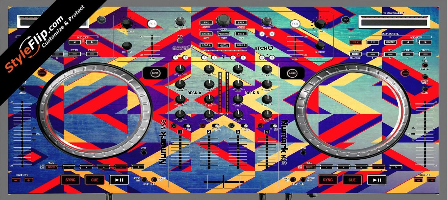 Jigsaw Numark NS-6