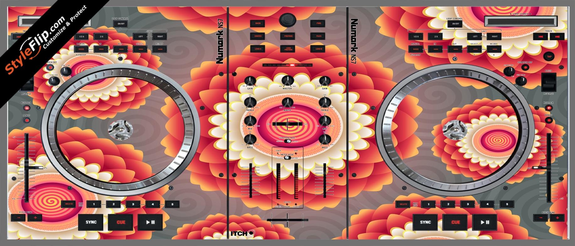 Hypnotic Numark NS-7