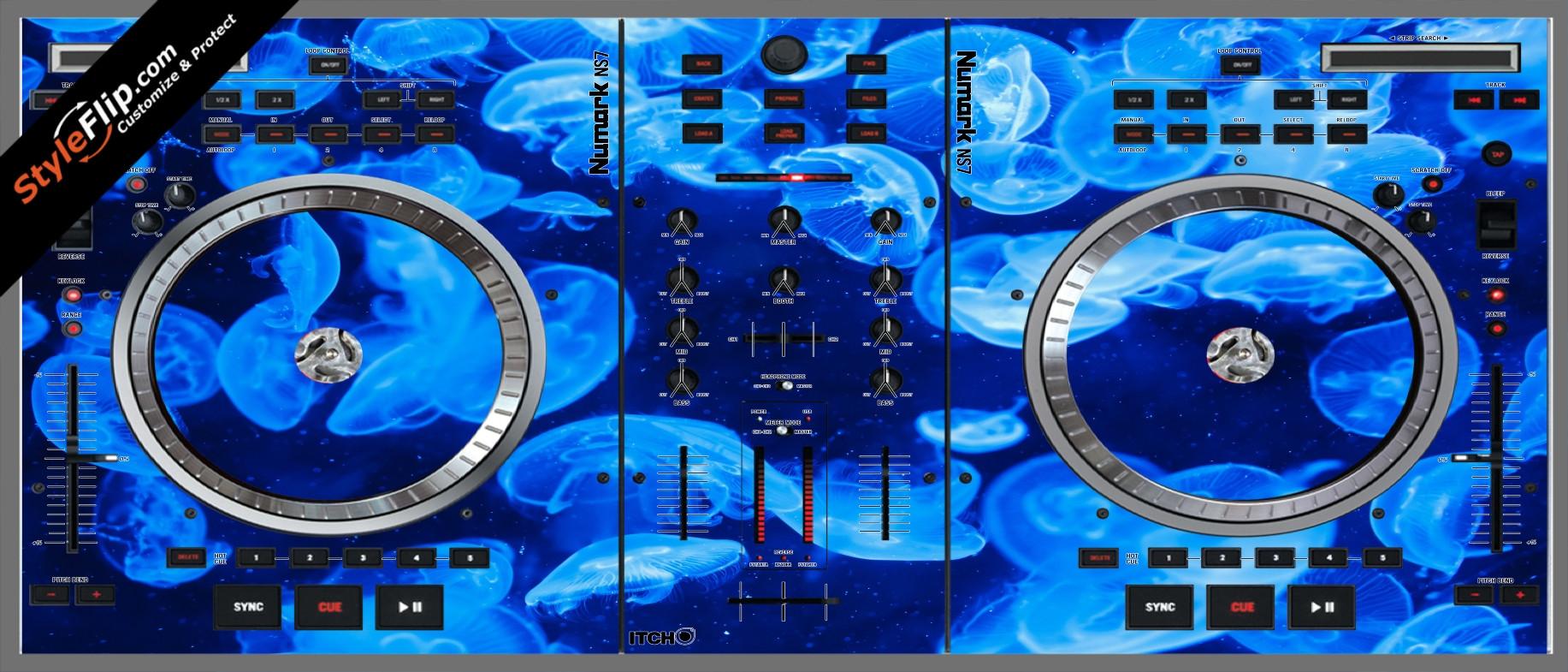 Jellyfish Numark NS-7