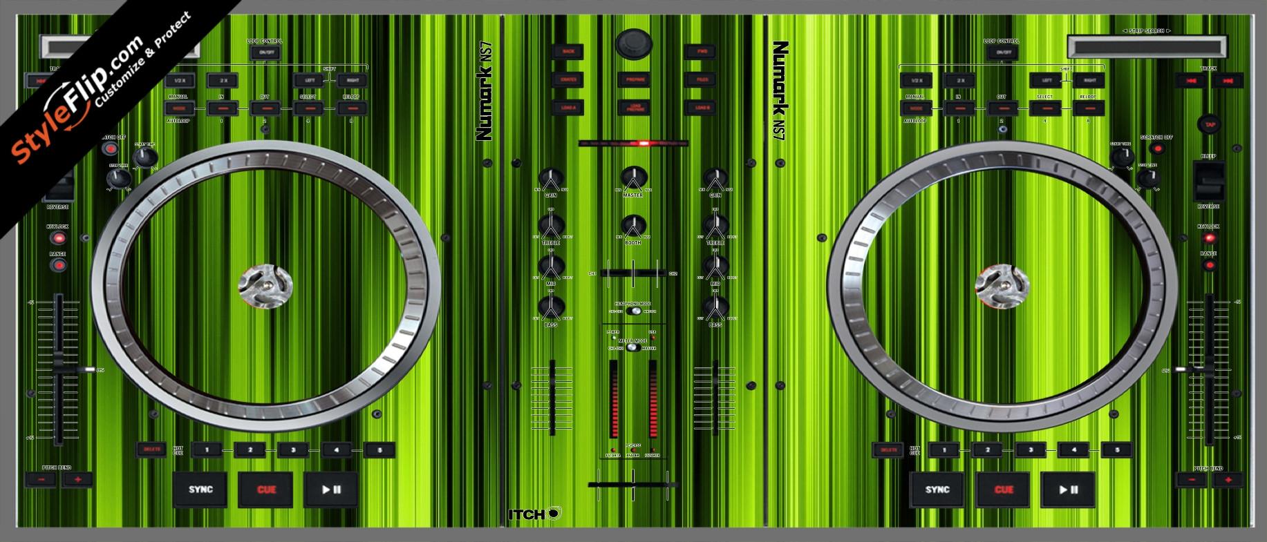 Matrix Numark NS-7