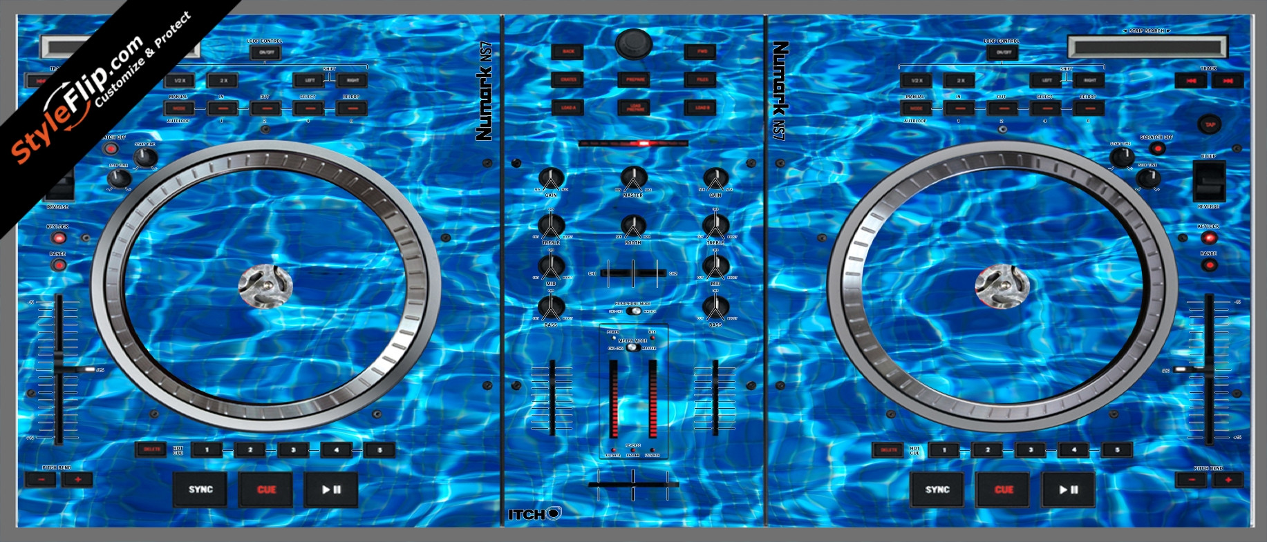 Pools Numark NS-7