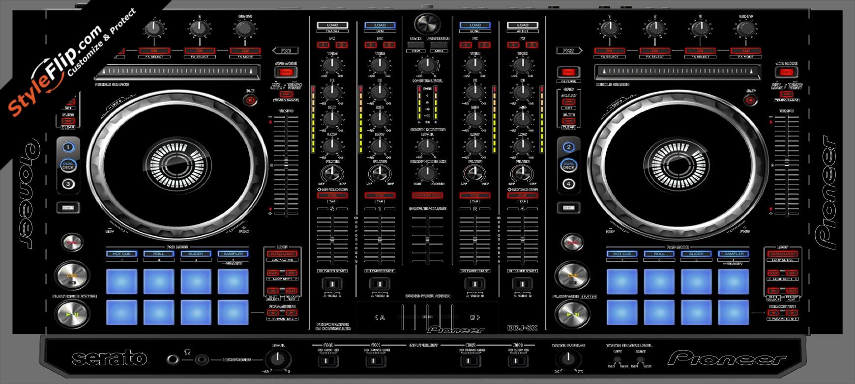 Black Box Pioneer DDJ-SX