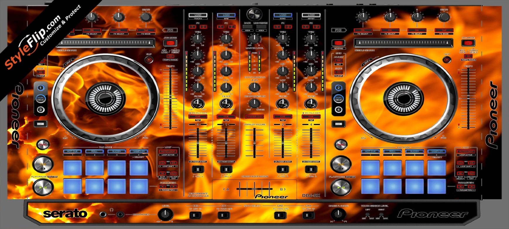 Hot Stuff  Pioneer DDJ-SX