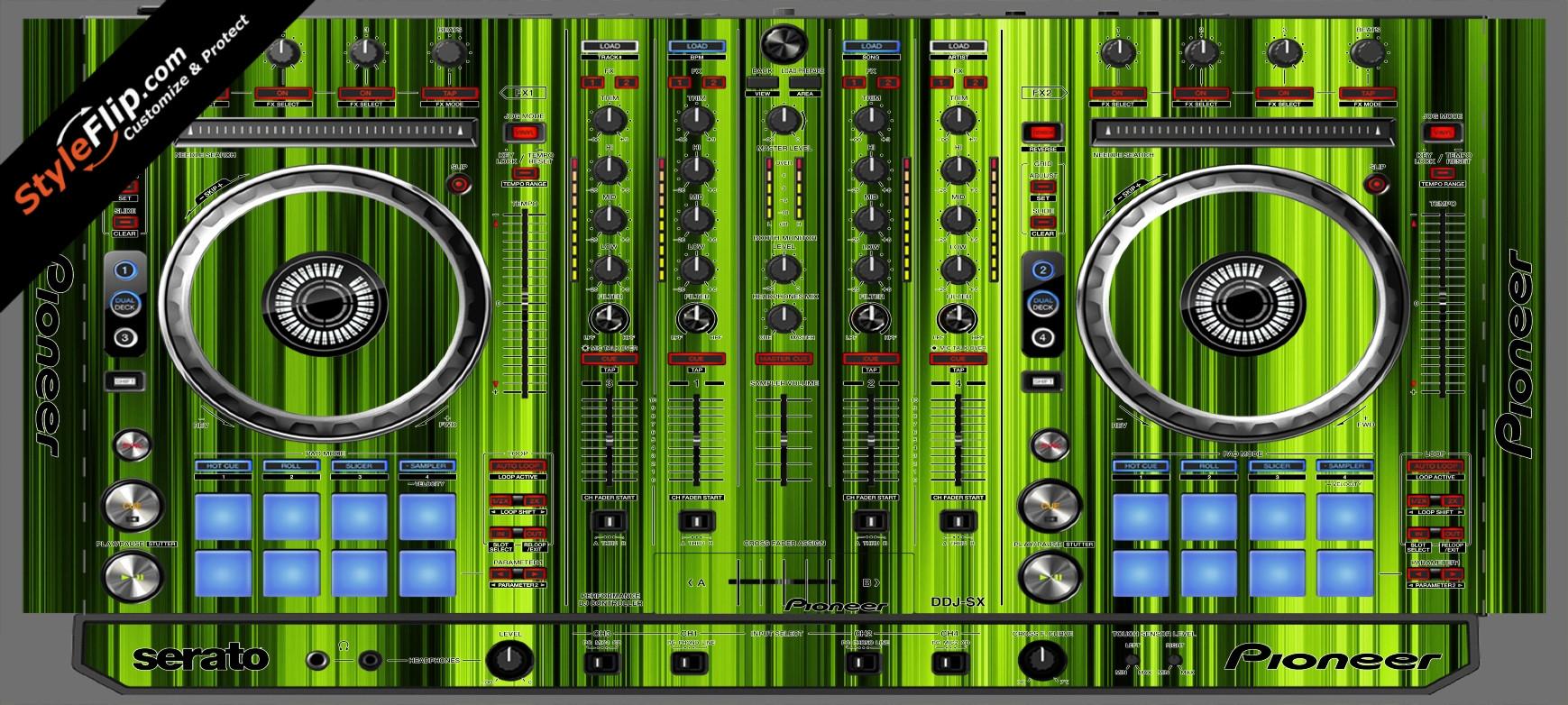 Matrix Pioneer DDJ-SX