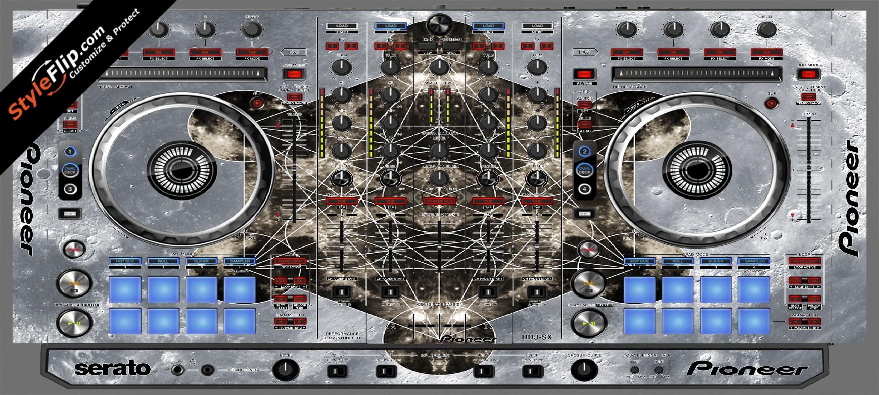 Mystic  Pioneer DDJ-SX
