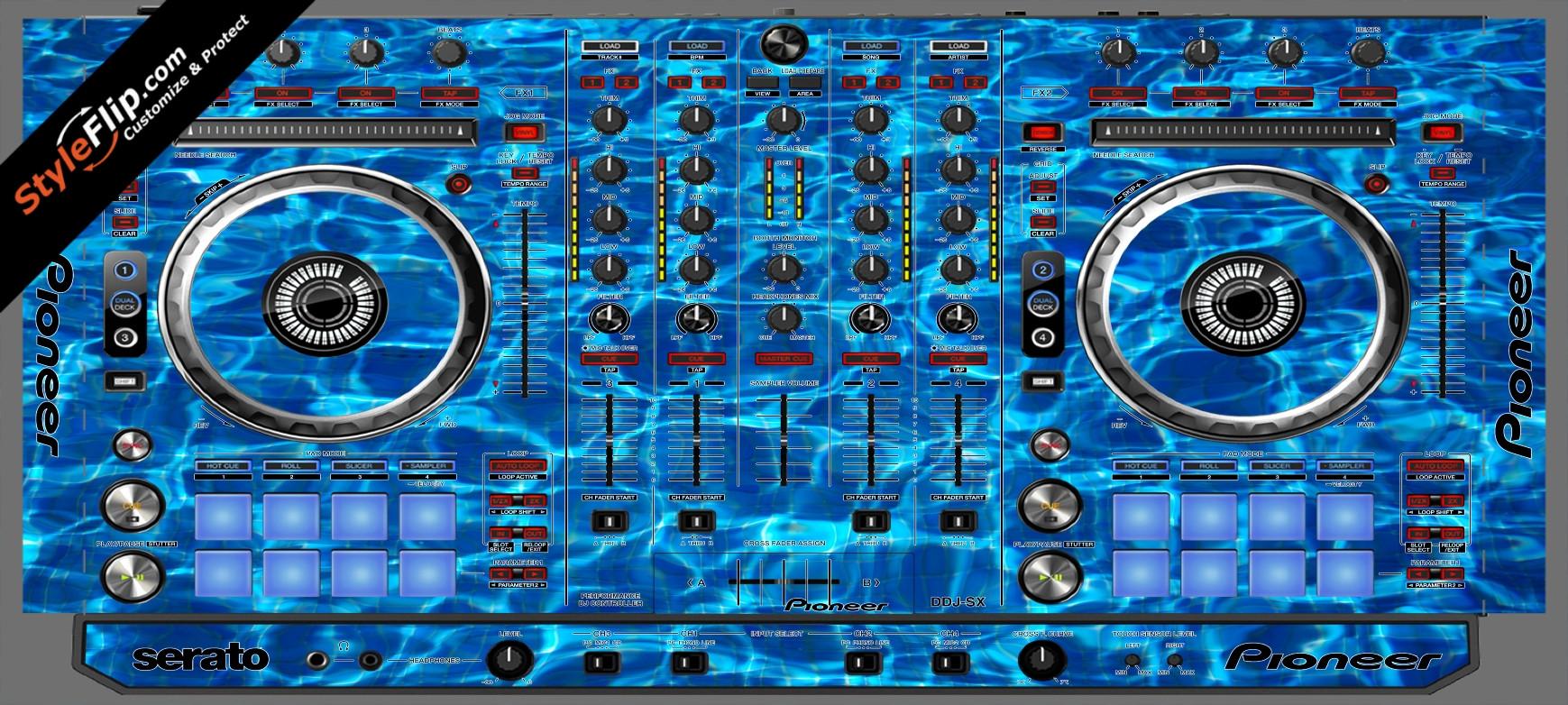 Pools Pioneer DDJ-SX