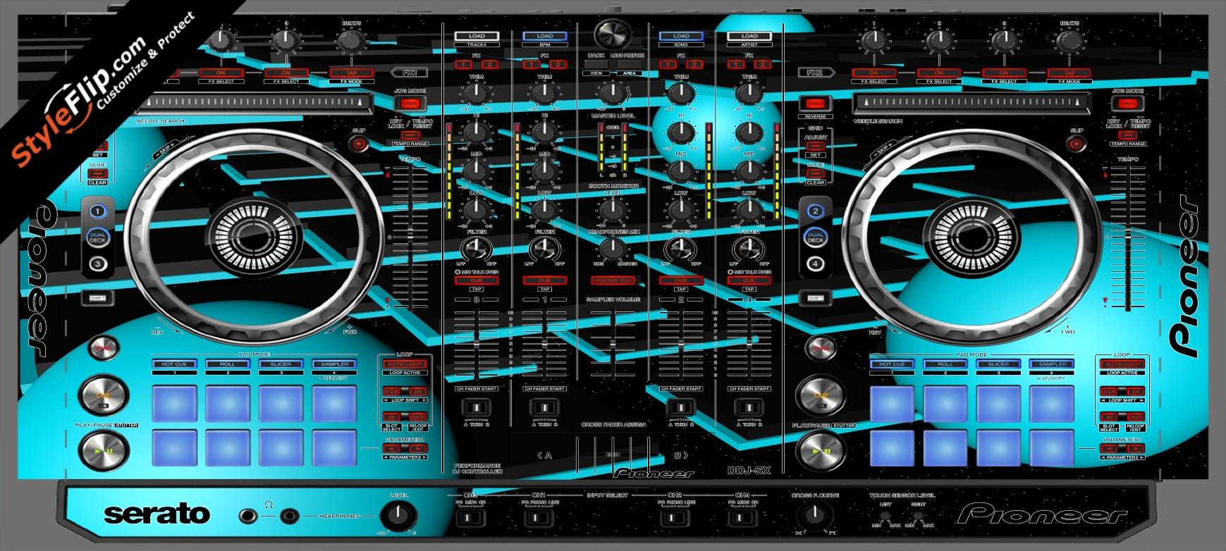 Tron Pioneer DDJ-SX