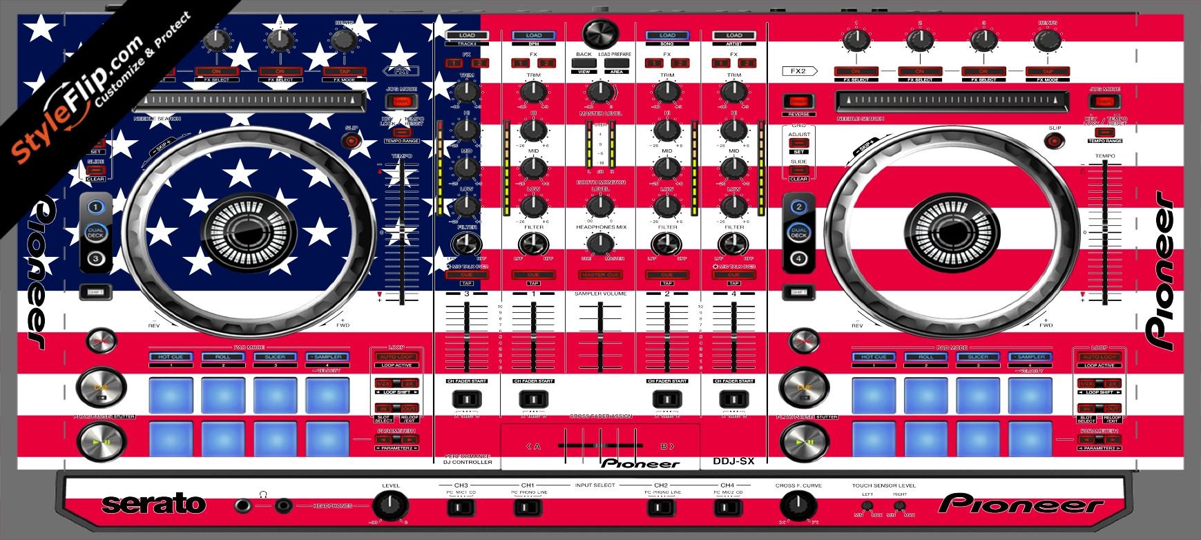 United States Of America Pioneer DDJ-SX