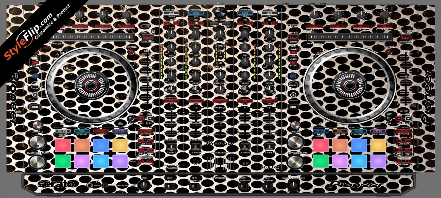 Bass Face Pioneer DDJ-SX2