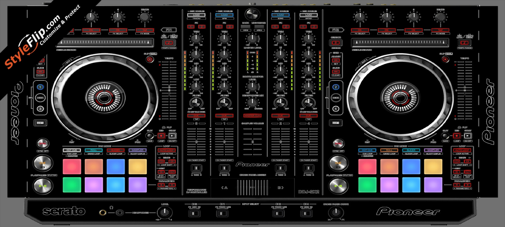 Black Box Pioneer DDJ-SX2