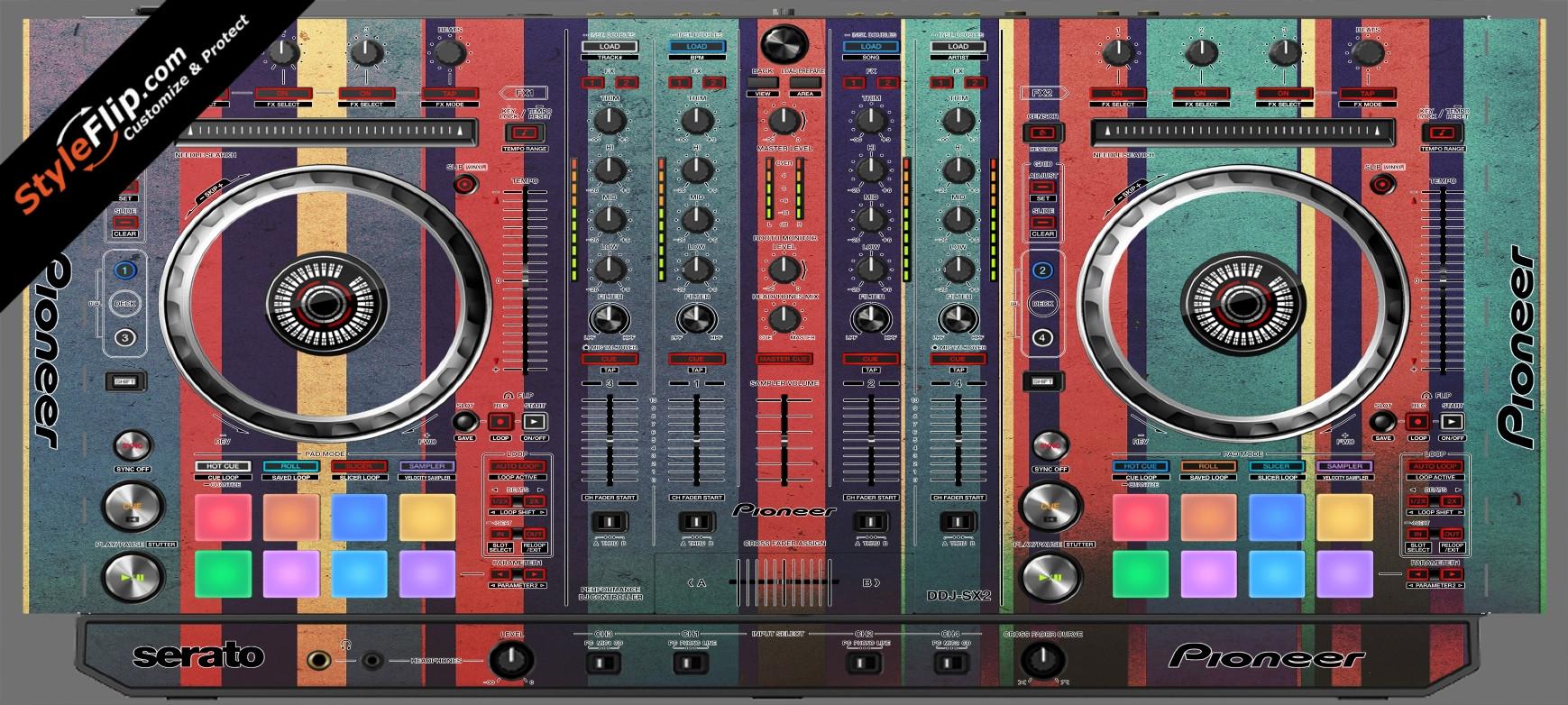 Carnival  Pioneer DDJ-SX2