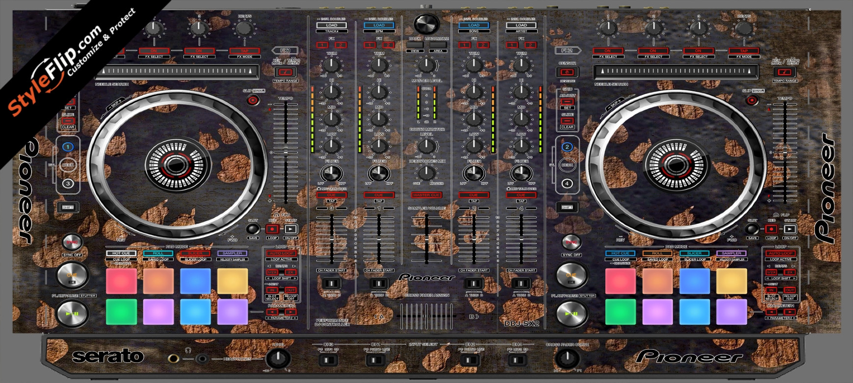 Dog House Pioneer DDJ-SX2