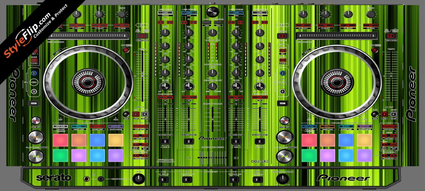 Matrix Pioneer DDJ-SX2