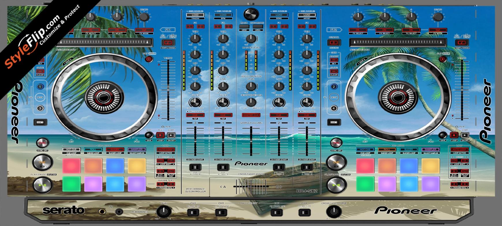 Paradise Lost  Pioneer DDJ-SX2