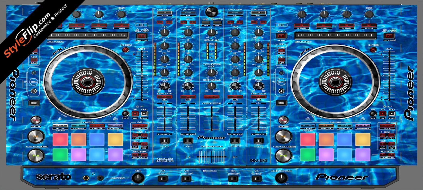 Pools Pioneer DDJ-SX2