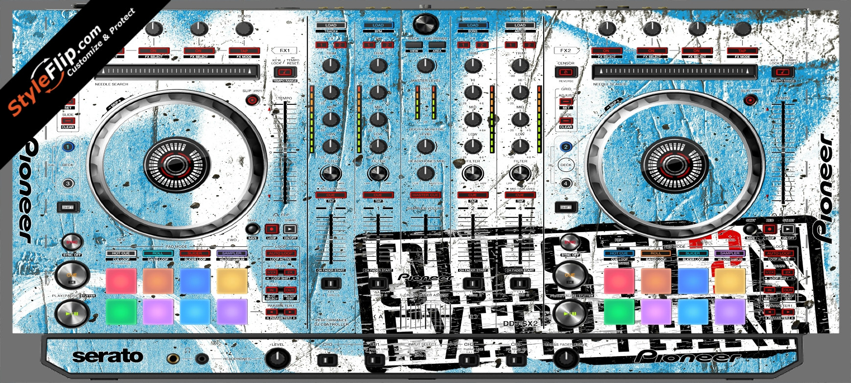 Question Everything Pioneer DDJ-SX2