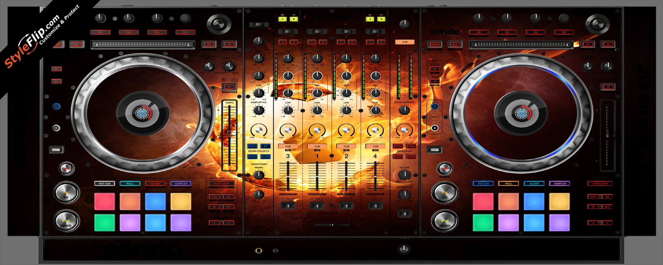 Hot Shot  Pioneer DDJ-SZ