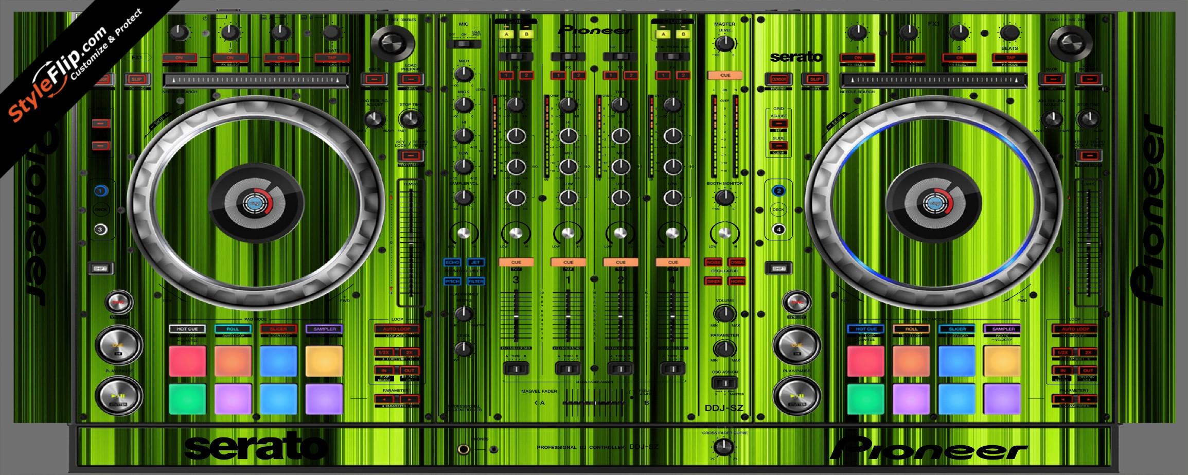 Matrix Pioneer DDJ-SZ
