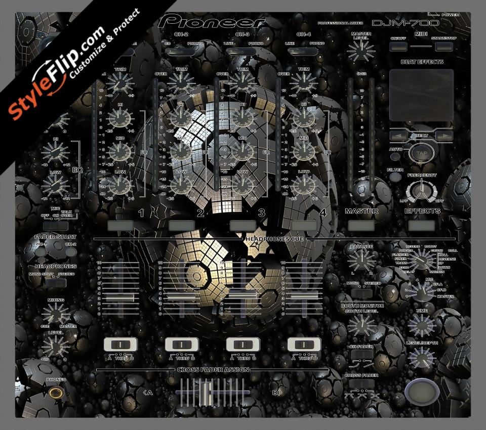 Bionic  Pioneer DJM 700