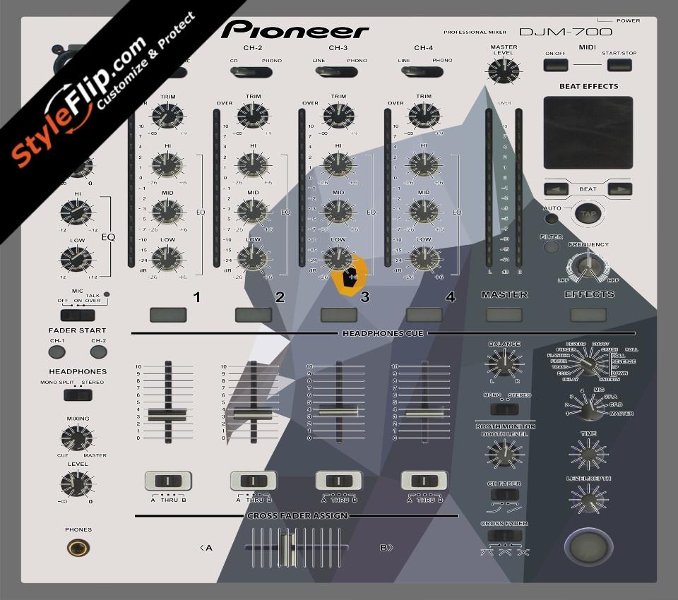 Chirp Chirp  Pioneer DJM 700