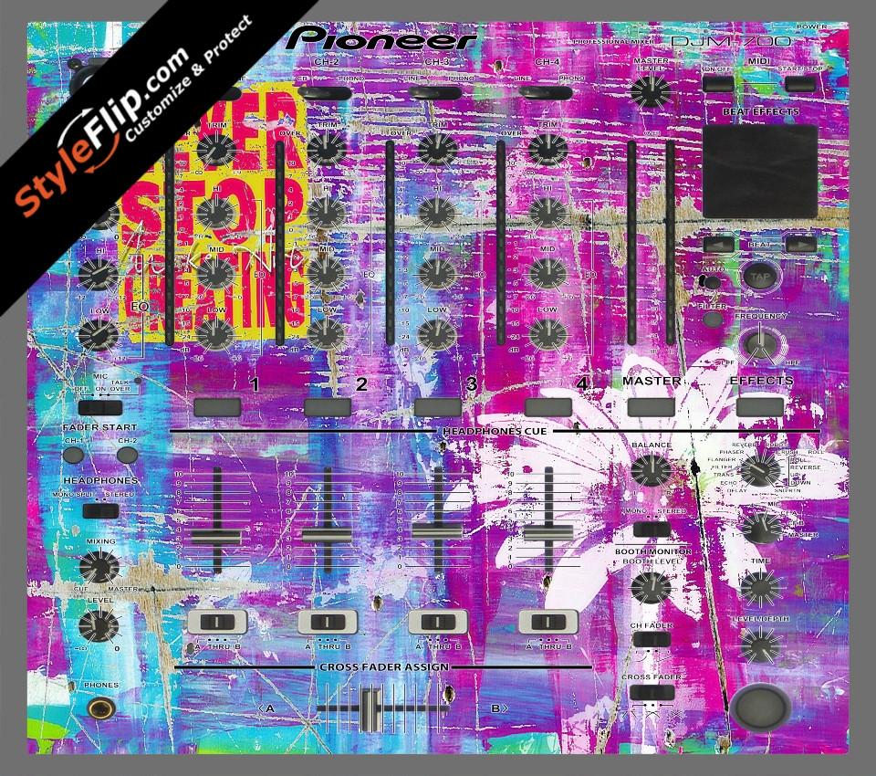 Creation  Pioneer DJM 700