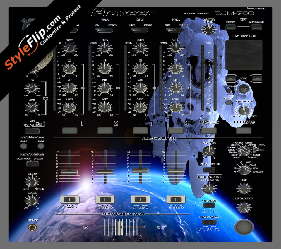 Destination Space  Pioneer DJM 700