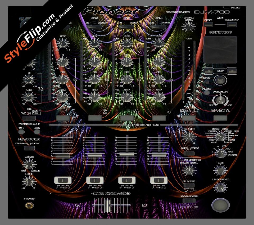 Fractal  Pioneer DJM 700