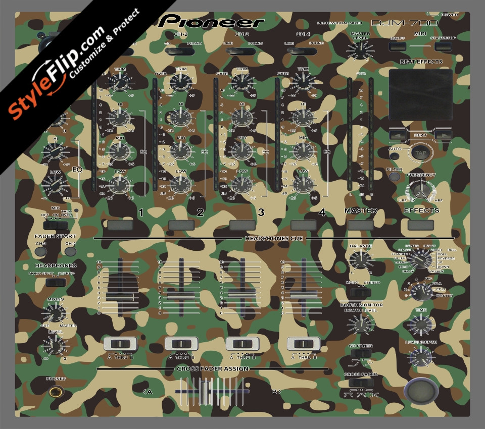 Frontline Pioneer DJM 700