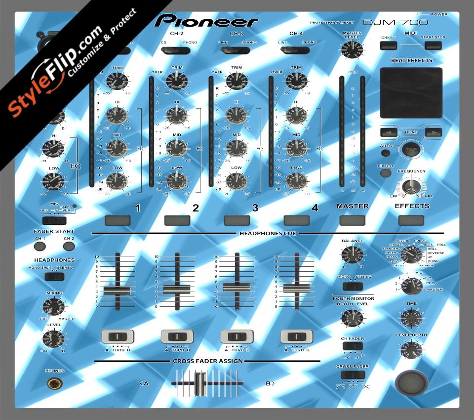 Frozen Pioneer DJM 700