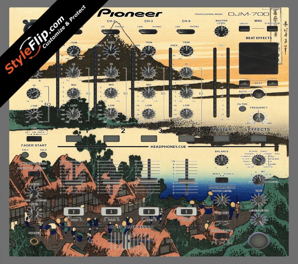 Fuji  Pioneer DJM 700