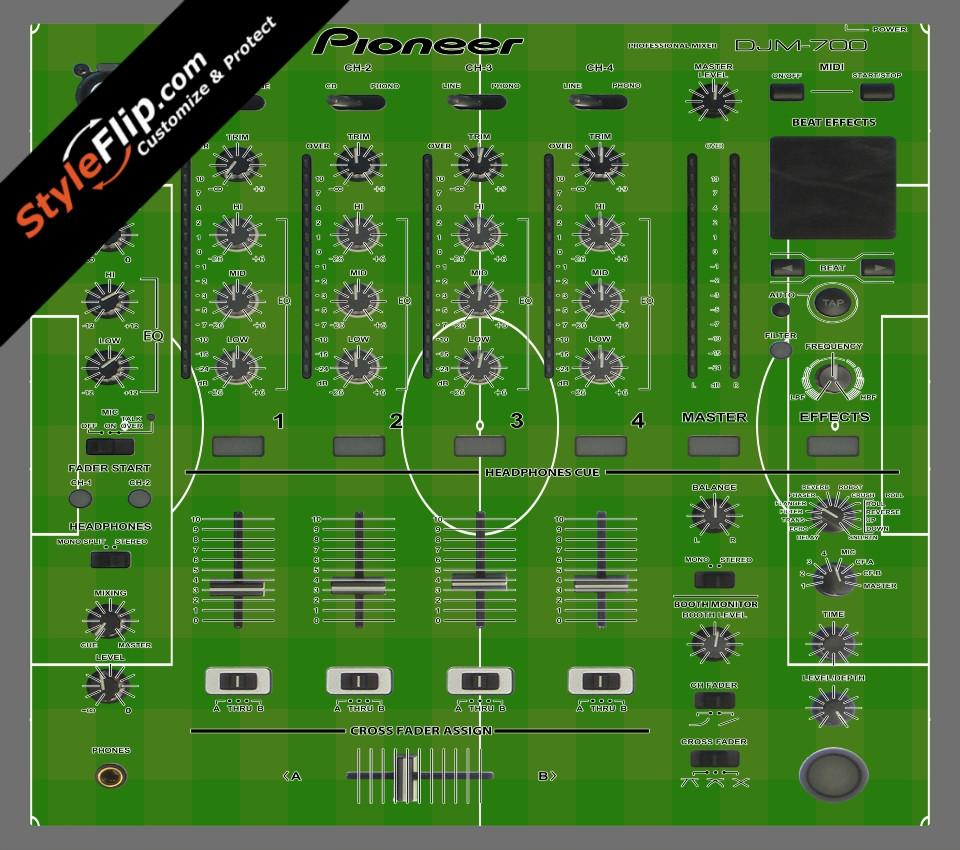 Goal!  Pioneer DJM 700