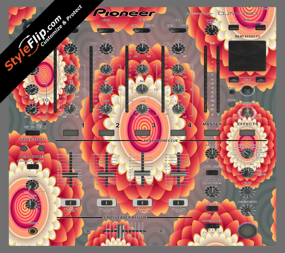 Hypnotic Pioneer DJM 700