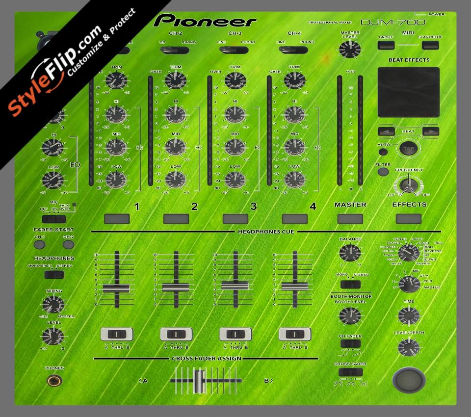 Leafy Pioneer DJM 700