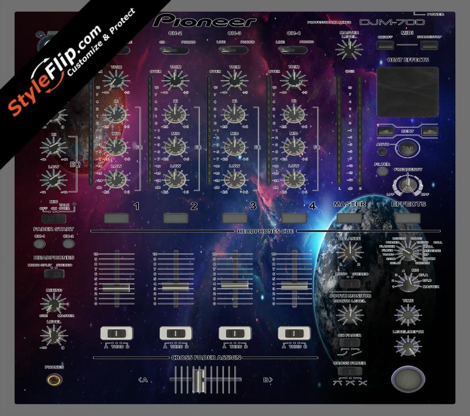 Planetary  Pioneer DJM 700