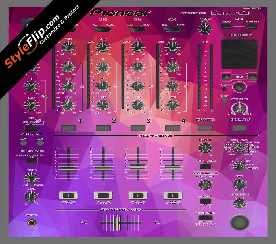 Sundae  Pioneer DJM 700