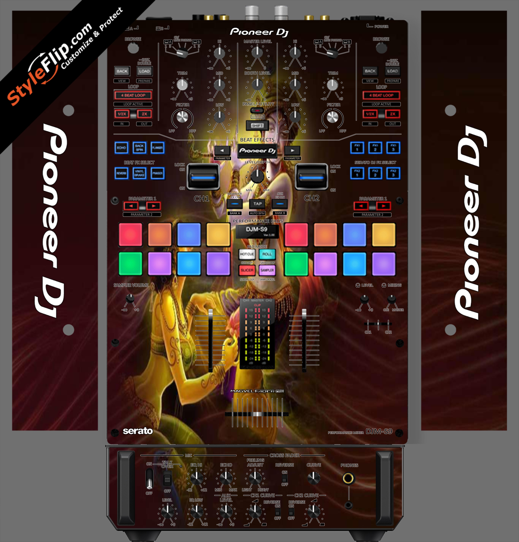 Arabian Nights Pioneer DJM S9