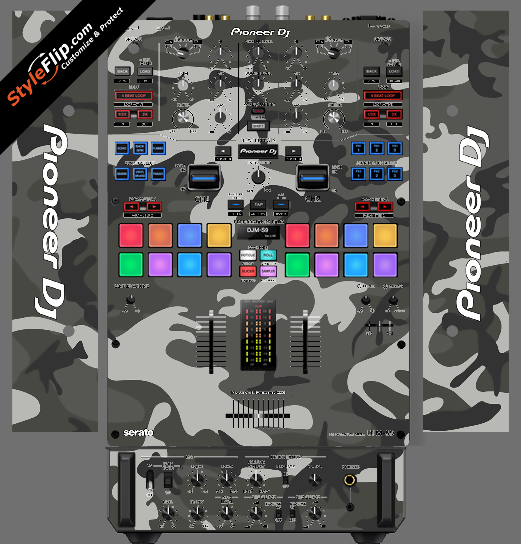 Arctic Fox Pioneer DJM S9