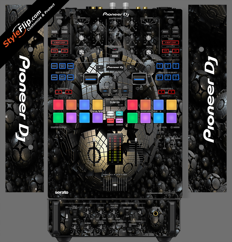 Bionic  Pioneer DJM S9