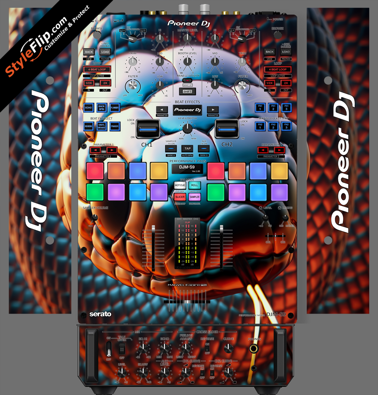 Black Mamba Pioneer DJM S9